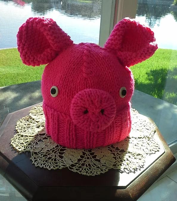 A PIG SNOUT
