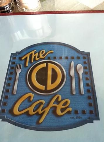 THE C&D CAFE HUG