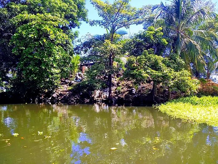 LAS ISLETAS OF GRANADA IN NICARAGUA.